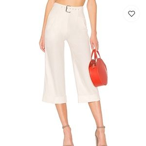 Majorelle Coastline Pants in White